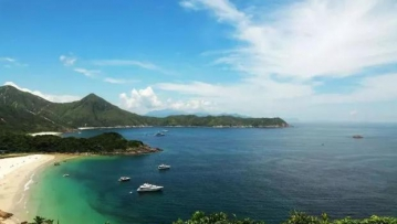南丫岛探险
